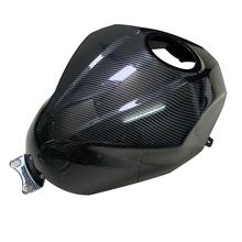 For Ninja400 NINJA250 2018 2019 2020 Gas Tank Cover Fairing Fuel Tank Cover Carbon Color ABS Plastic ninja400 ninja250