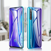 CHYI 3D Curved Film For Realme X2 XT X3 X7 Screen Protector Full Cover nano Hydrogel Film for OPPO A92S Not Glass realme 6 pro