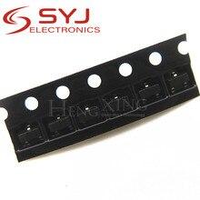 10 pçs/lote 49e 44e sot-23 hall efeito sensor interruptor hall elemento sot23 ss49e a3144e sot ah49e hal3144 alta sensibilidade em estoque