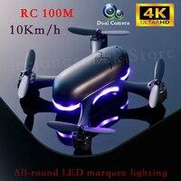 2021 nova s88 mini zangão profesional 4k hd câmera wifi fpv altura da pressão de ar manter dobrável quadcopter rc dron brinquedos presentes