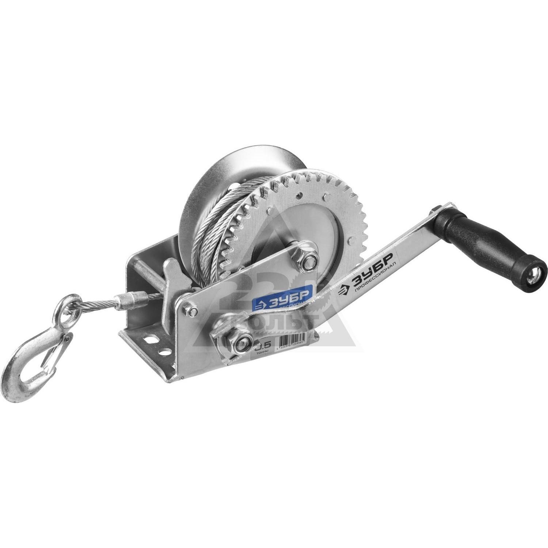 Mechanical Winch BISON
