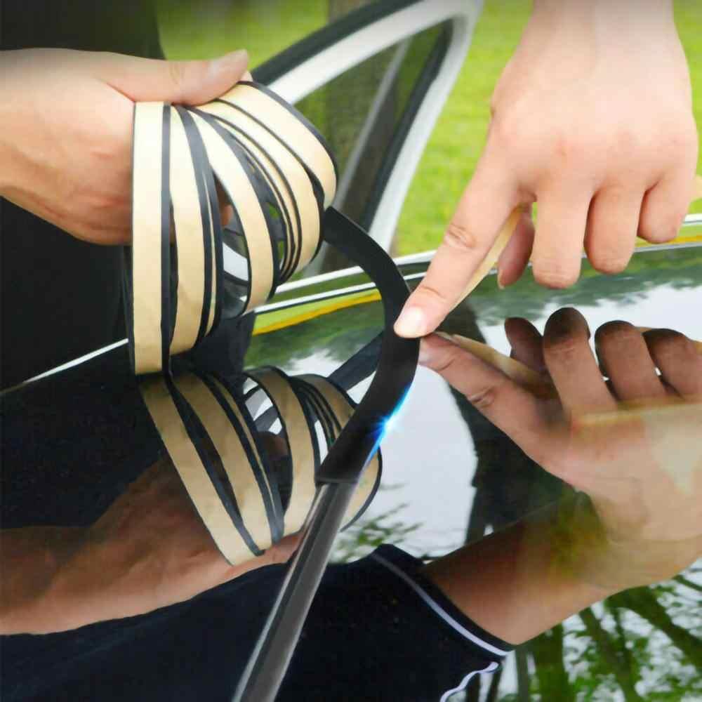 5M gumowy pasek uszczelniający tapicerka do deski rozdzielczej samochodu wypełnienie szczeliny izolacja akustyczna osłona przedniej szyby dźwiękoszczelna przednia szyba samochodu szyberdach