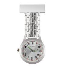 Alk Классические карманные часы с брелоком для медсестры водонепроницаемые