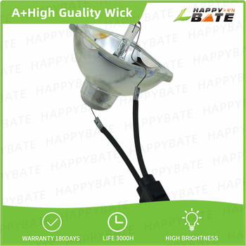 High Brightnes Projector bulb Lamp for ELPLP56 ELPLP69 ELPLP50 ELPLP61 ELPLP58 ELPLP60 ELPLP67 ELPLP54 ELPLP68 Projector Lamp substitute bare lamp applicable model for elplp53 elplp54 elplp55 elplp56 elplp57 elplp58 elplp59