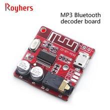Carte décodeur MP3 Bluetooth 4.1, sans perte, amplificateur de haut-parleur de voiture, circuit imprimé modifié, récepteur audio, 1 pièces