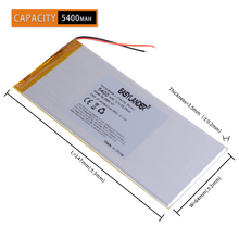 Rechargeable-Battery Tablet with The-K1-Shield 147--63--3.8mm Li-Polymer Compatible