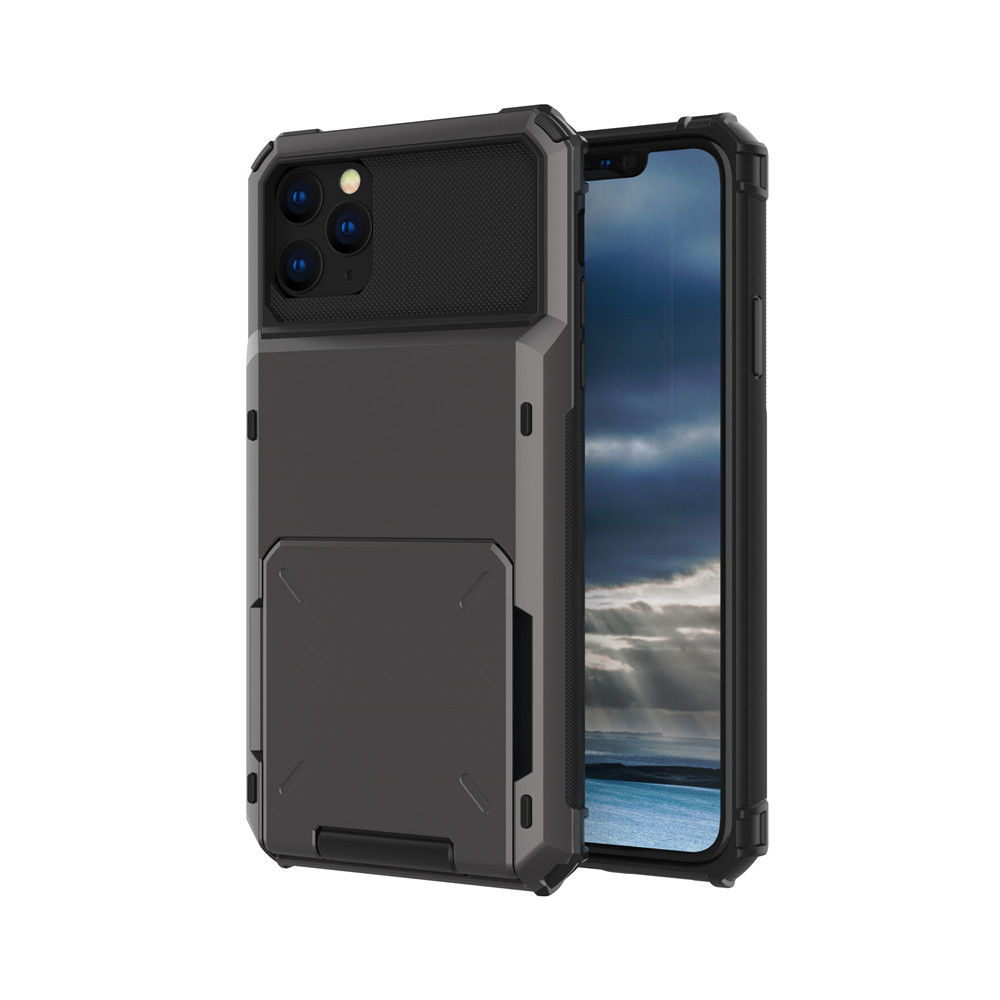 Multi Card Holder Case for iPhone 11/11 Pro/11 Pro Max 9