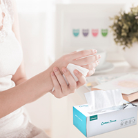 Winner Cotton Tissue Clean Face Makeup Wipes Wet Dry Dual Use Disposable Gentle Face Towelettes for Sensitive Skin Baby Wipes 6