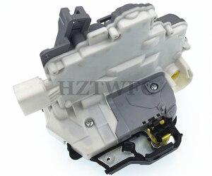 Image 4 - Atuador de fechadura traseira e dianteira, para audi a3 a6 c6 a8 r8 s3 a4 s6 s8 rs3 rs6 seat exeo