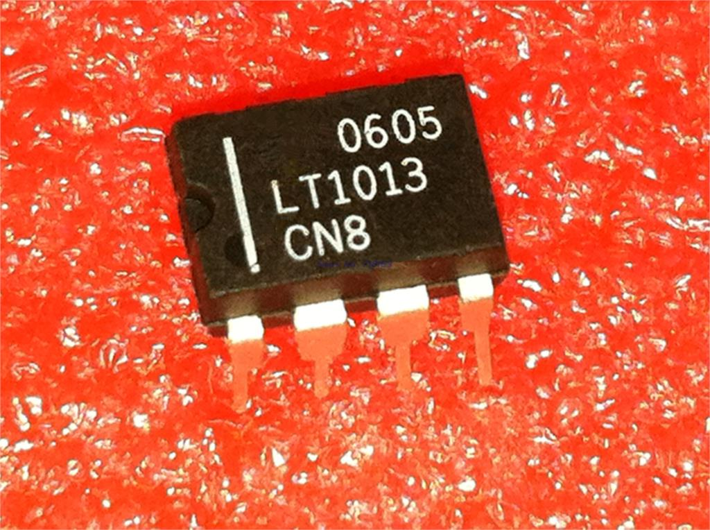 10pcs/lot <font><b>LT1013CN8</b></font> LT1013 DIP-8 image
