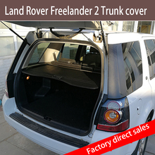 цена на for Land Rover Freelander 2 Trunk cover modified Freelander 2 generation trunk dedicated accessories car cover