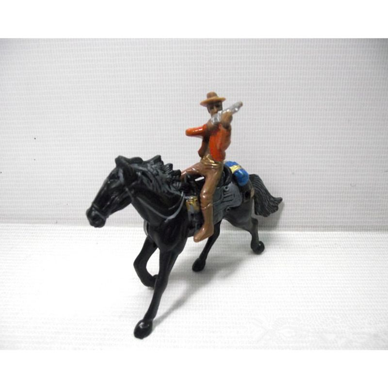 1:100 Western Cowboy Model Layout HO Scale  Figure Models Sand Table Toys New