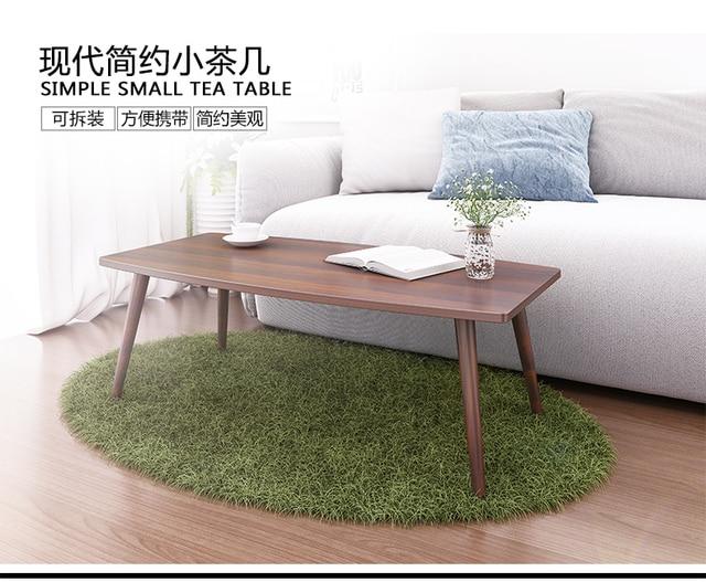 Living Room Simple Coffee Table  2