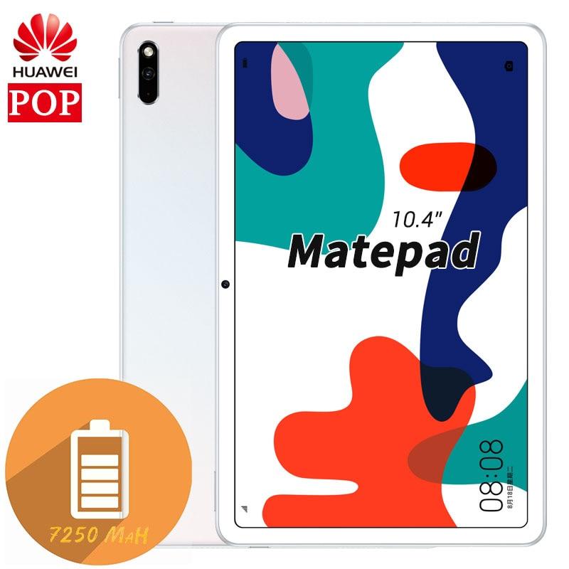 Huawei MatePad tablet PC da 10.4 pollici kirin 810 Octa Core screen collaborazione GPU Turbo Android 10 7250mAh batteria grande