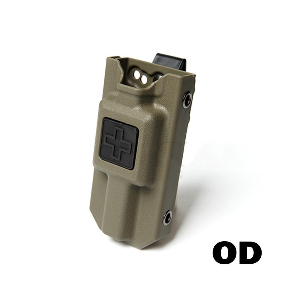 Outdoor Tools Hunting Application Tourniquet Case Molle EMT Tourniquet Carrier Pouch Storage Bag Box Holder Case|Safety & Survival| |  - title=