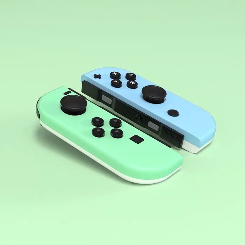 Original 100% New Pink And Blue Color Game Controller JoyCon For Nintend Switch Console