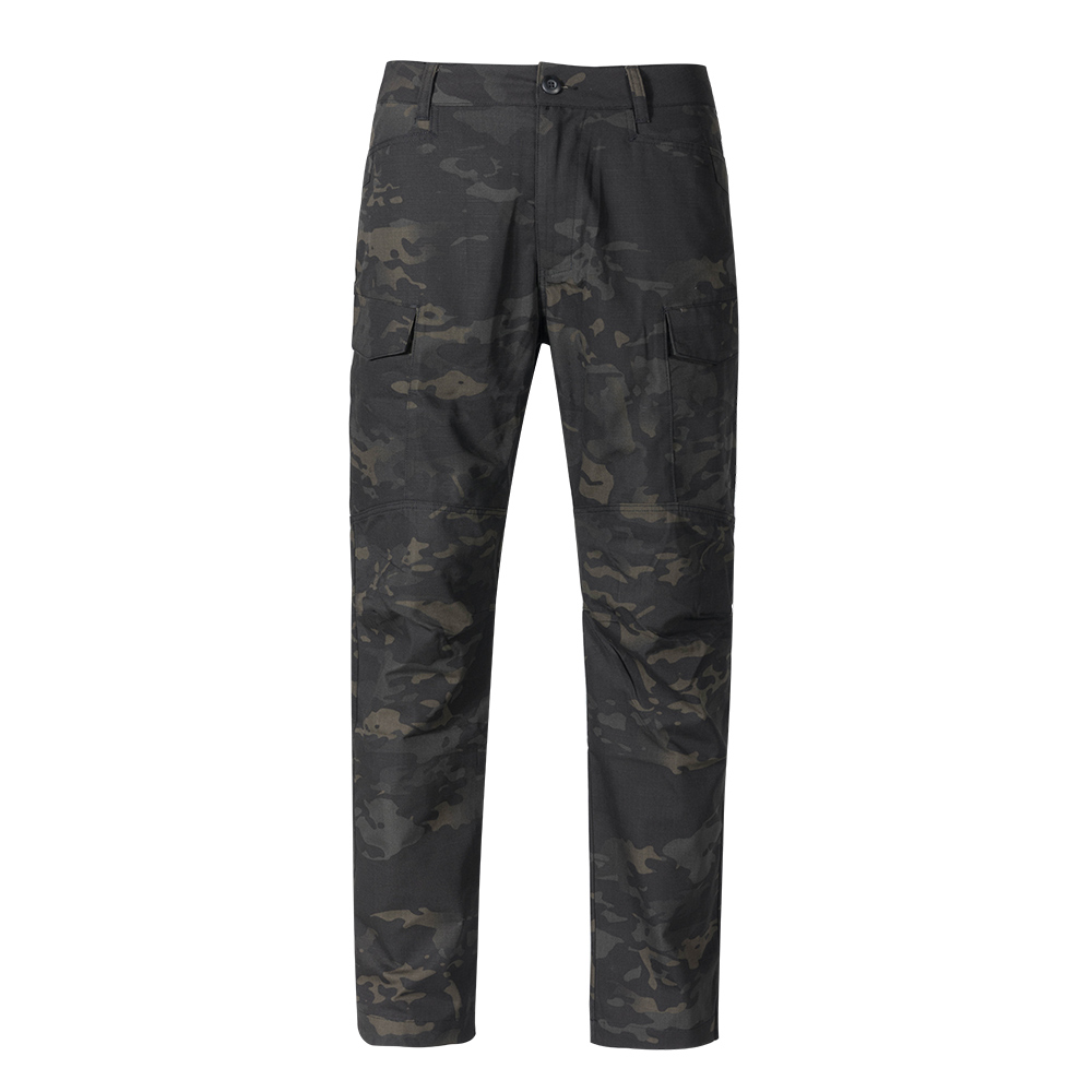 Tactical Training Leisure Trousers Outdoor Sports Trousers Men's Loose Pants Camouflage