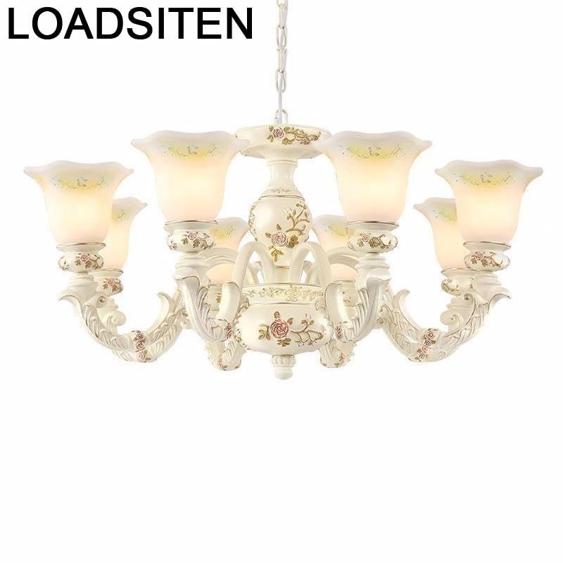 Light Lustre Pendelleuchte Loft Decor Cuisine Deco Maison Lampara De Techo Colgante Moderna Luminaire Suspendu Hanging Lamp