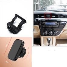 Dla Toyota Corolla 2014 2015 2016 uchwyt samochodowy stojak Cradle uchwyt telefonu komórkowego tanie tanio CN (pochodzenie)