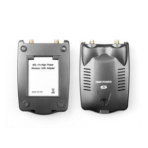 Image 5 - Kebidu 3000mW USB 2.0 Password Cracking Wireless BlueWay BT N9100 Beini free internet Dual Antenna Wifi Decoder RTL8192FU