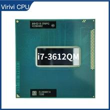 Intel Core i7 3612QM i7 3612QM SR0MQ 2.1 GHz Quad Core Eight Thread CPU Processor 6M 35W Socket G2 / rPGA988B