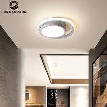Ceiling Mount Chandelier Led Lustre Modern Chandelier Lighting Small Lamp Corridor Light Aisle Lamp Living room Bedroom Kitchen
