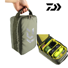 Daiwa Fishing Reel Fishing Tackle Bags Multifunctional Waist Pack Fishing Lures