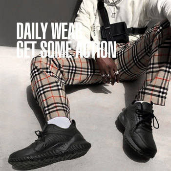 ZJNNK Shoes Men Casual Shoes Breathable Cool Male Shoes Comfortable Men's Shoes Hot Sale 1