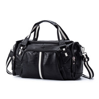 New Korean fashion handbags men's business leisure simple outdoor slung large capacity travel bag boarding bag