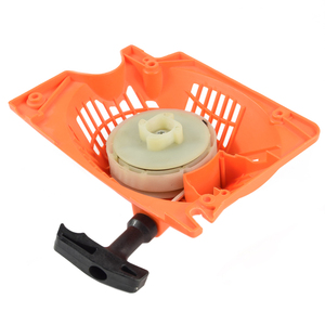 Image 3 - 1pc Chainsaw Starter Fit Stihl 45cc 52cc 58cc Chainsaw Spare Parts Pull Recoil Starter