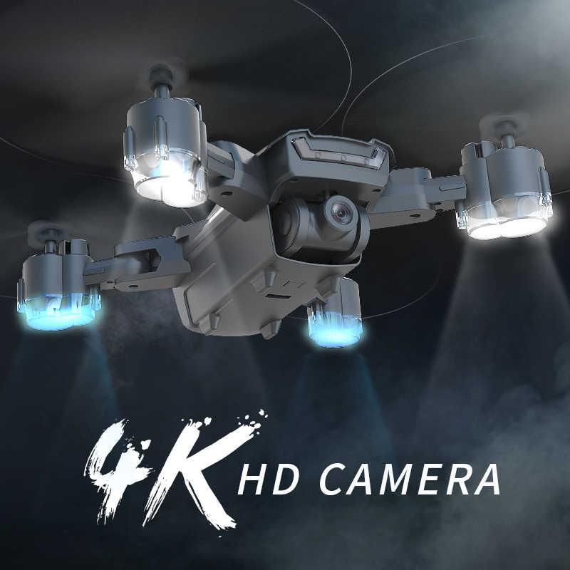 Nuevo Dron GPS con ajuste 4K HD 50x zoom Cámara gran angular WIFI FPV RC Quadcopter Drones plegables profesionales