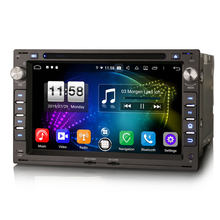 "7"" Android 9.0 OS Car DVD Multimedia GPS Radio for Seat Ibiza 6L 2002-2008 & Seat Leon 1M 1999-2005 & Seat Toledo 1M 1999-2004(China)"