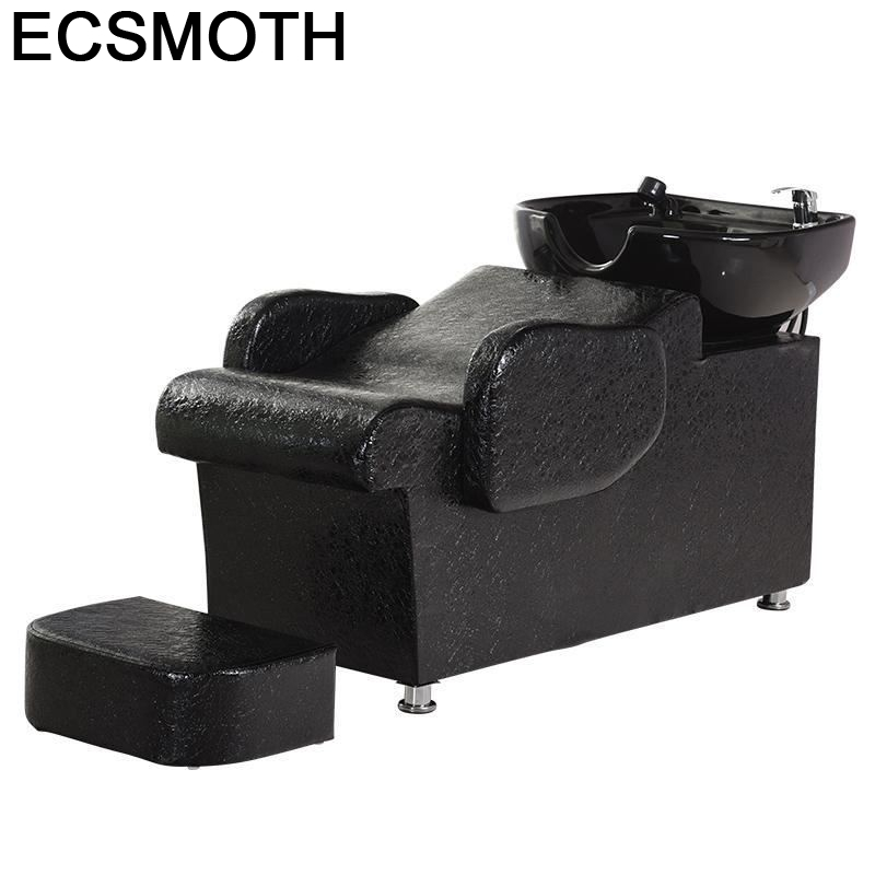 Barber Shop Bed For De Belleza Hairdresser Makeup Beauty Hair Furniture Silla Peluqueria Cadeira Maquiagem Salon Shampoo Chair