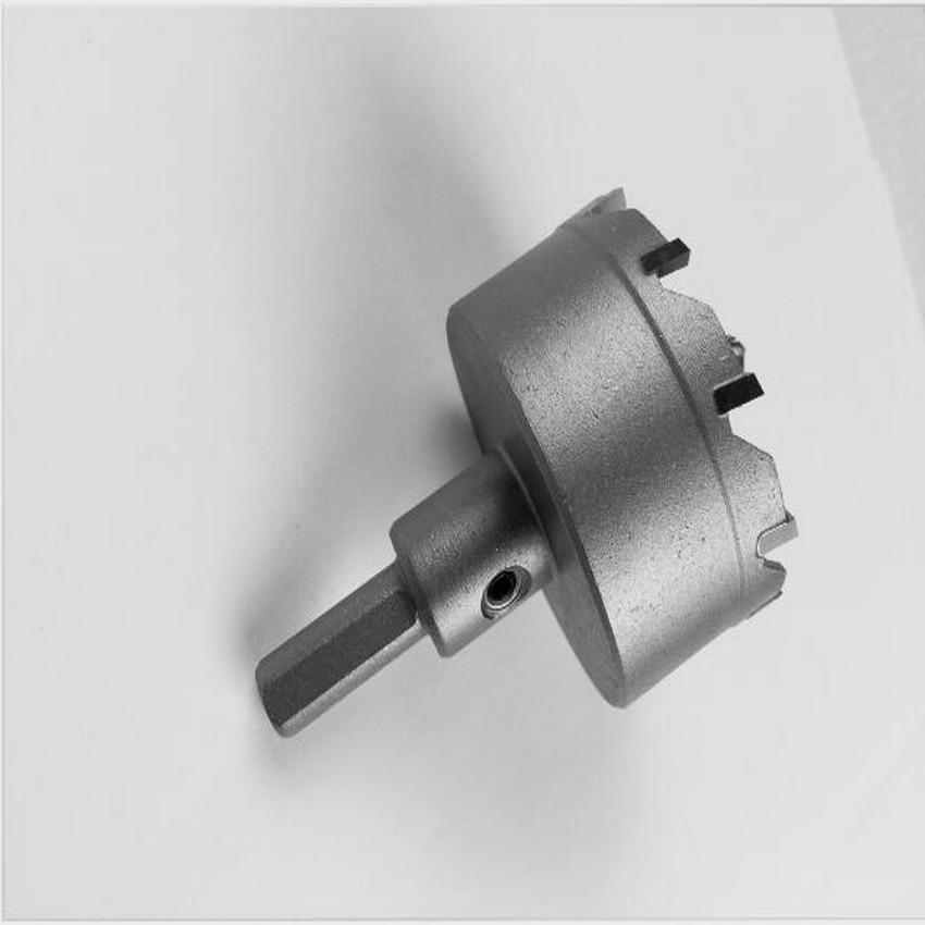 1 PC diameter 63-100 mm bereik TCT stalen gatenzaagkern voor staal - Boor - Foto 2