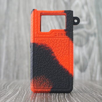 Silicone case for Lost Vape Orion dna go 40w or Orion Q texture skin protect cover rubber sleeve fit Orion dna go 40w or Orion Q фото