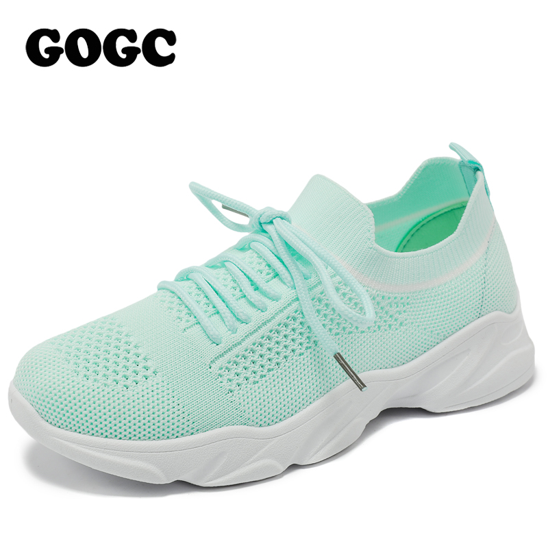 2020 Womens Fashion Shoes Tennis Shoes Fashionable Womens Sneakers Mesh Flats Sport Shoes Woman Shoes For Women Flat Shoes G5501