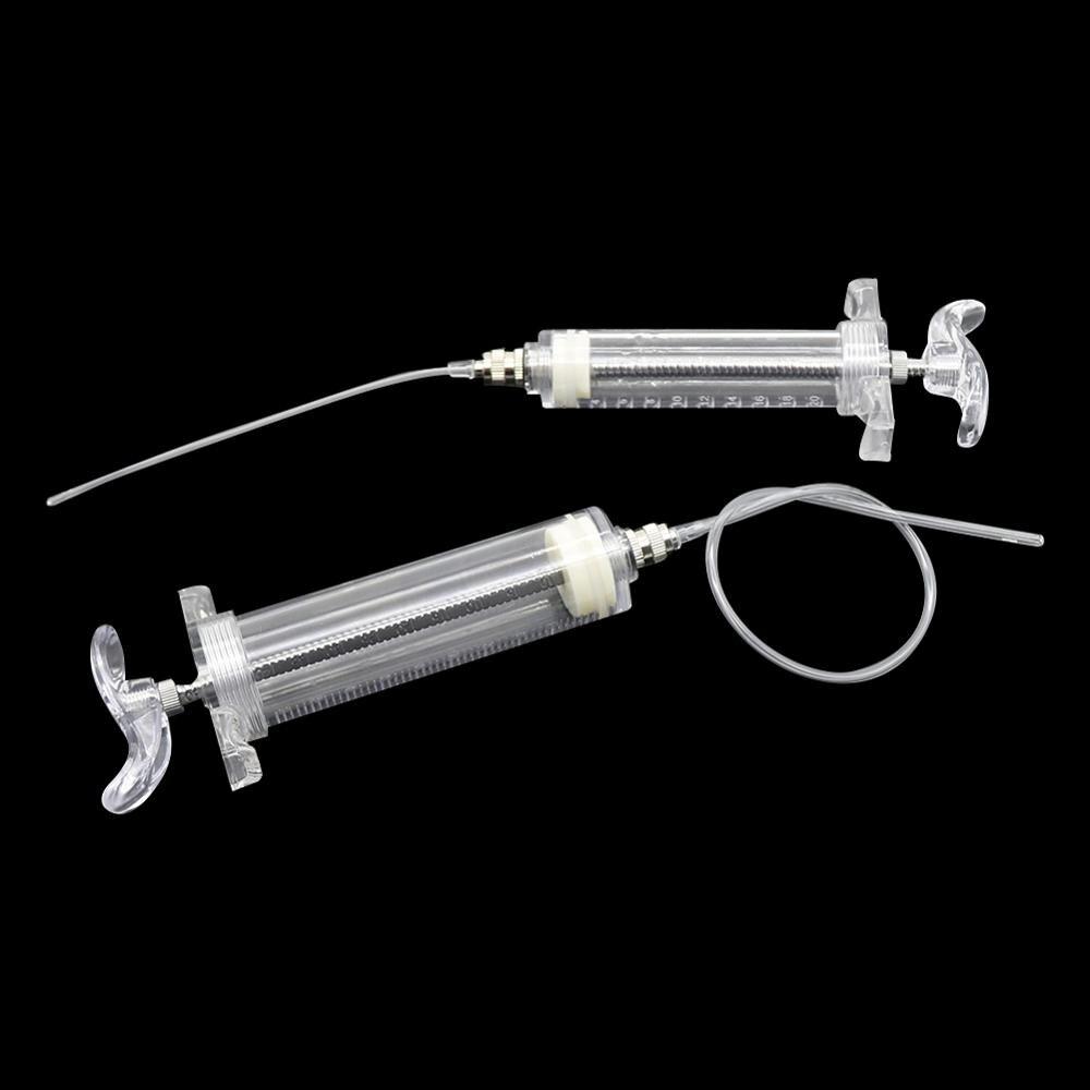 1 Set 20ml/50ml Birds Feeding Syringe Kits With 30cm/13.5cm Gavage Tubes Parrots Pigeon Quail Feeding Supplies