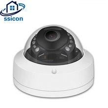 Купольная камера видеонаблюдения ssicon 2 МП 4 ahd 156 мм/17