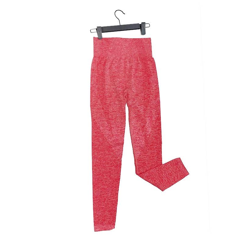 Kaminsky 14 Colors High Waist Seamless Leggings For Women Solid Push Up Leggins Athletic Sweat Pants Sportswear Fitness Leggings 17