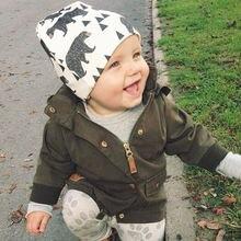 Детские шапки бини; Сезон весна осень; Вязаная крючком хлопковая