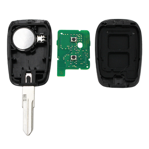 Image 3 - New Remote key 2 button 434MHZ with 4A PCF7961M chip for Renault Sandero Dacia Logan