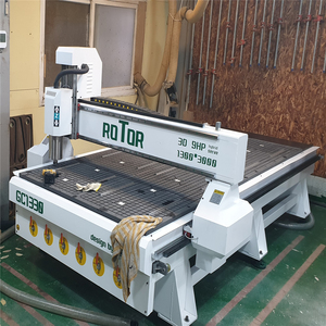 ROBOTEC CNC Wood Milling Machine 1325 Bedroom Doors Making Machinery Equipment for Small Business/Wood CNC Router with CE