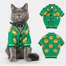 Одежда для кошек зимний свитер собак Сфинкс французский бульдог