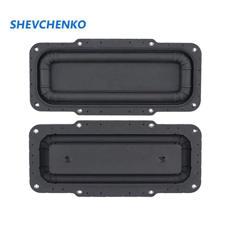 SHEVCHENKO 120*55mm Bass Low-Frequency Radiator Vibration Board Strengthen Bass Speaker Auxiliary Passive Speaker Microscler DIY
