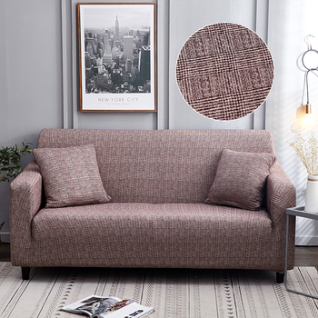 Sofa Covers for Living Room Modern Floral Printed Stretch Sectional Slipcover Polyester L Shape Armchair Couch Case 1/2/3/4 Seat 9