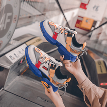Liren 2019 Summer Fashion Casual Women Lace-up Vulcanize Shoes Sport Mixed Colors Comfortable