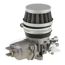 Производительность карбюратора воздушный фильтр комплект ЗАМЕНИТЬ 47 cc 49 cc карманный мини-велосипед