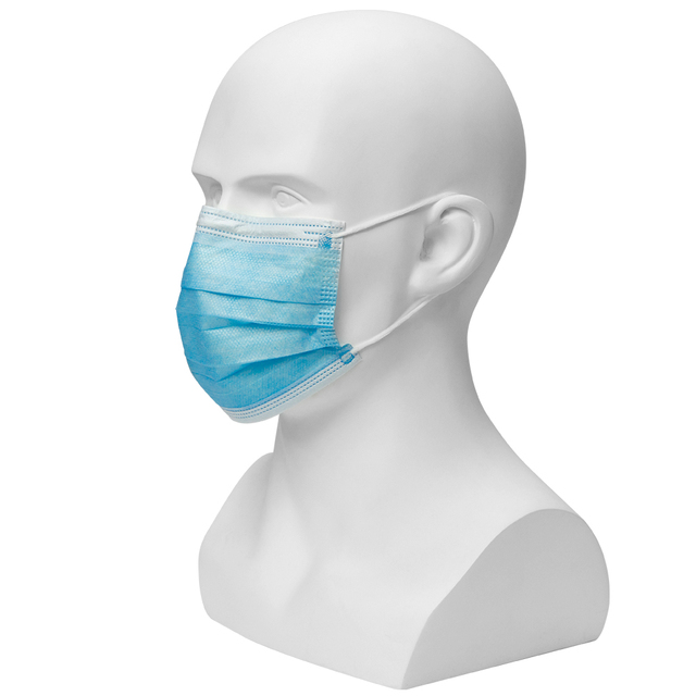DMAR 20Pcs Face Mouth Mask Disposable Protect 3 Layers Filter Mouth Masks Mouth-muffle Bacteria Proof Flu Mask 1