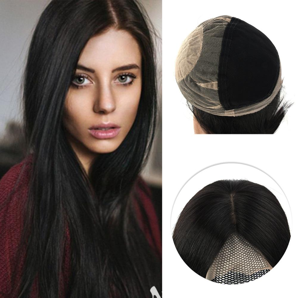 MW HD Transparent Lace Front Human Hair Wigs Pre Plucked With Baby Hair Straight 18 Inch 150% Density 360 Lace Frontal For Women