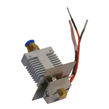Geeetech A30 3D Drucker Druck Kopf 0,4mm Düse kit hotend kit für A30